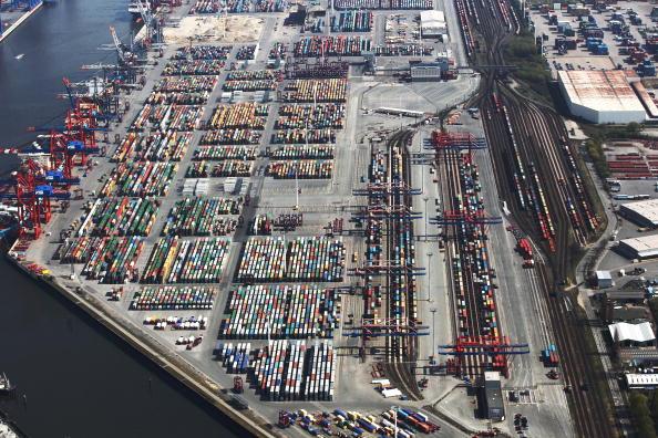 Hamburg - Germany「Hamburg Aerial Views」:写真・画像(8)[壁紙.com]