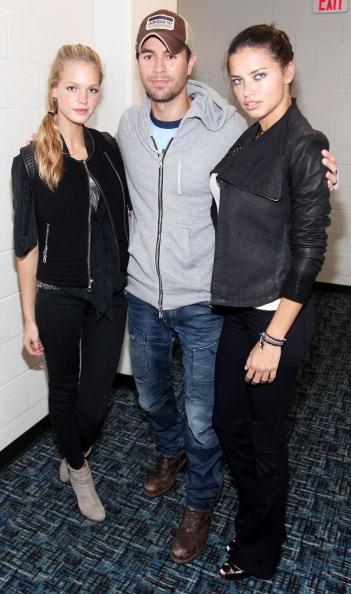 "Erin Heatherton「Enrique Iglesias 2011 ""Euphoria"" Tour - Newark」:写真・画像(9)[壁紙.com]"