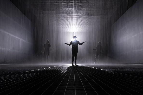 Bestpix「Rain Room Art Installation Preview」:写真・画像(11)[壁紙.com]