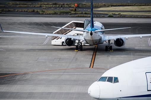 Japan「2 つの大型飛行機空港で停止しました。」:スマホ壁紙(1)