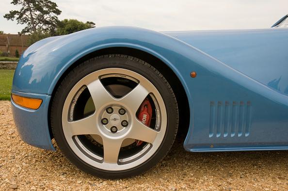 Wheel「2004 Morgan Aero 8」:写真・画像(5)[壁紙.com]