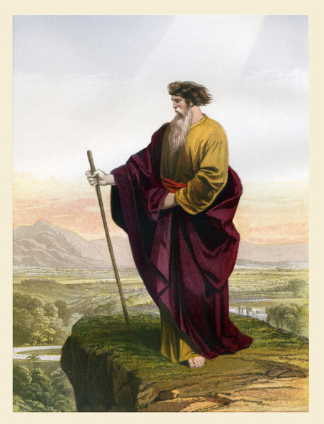 Israelite「Moses viewing the Promised Land」:写真・画像(3)[壁紙.com]