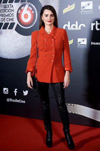 Red Blazer「'Dias De Cine' Awards In Madrid」:写真・画像(10)[壁紙.com]