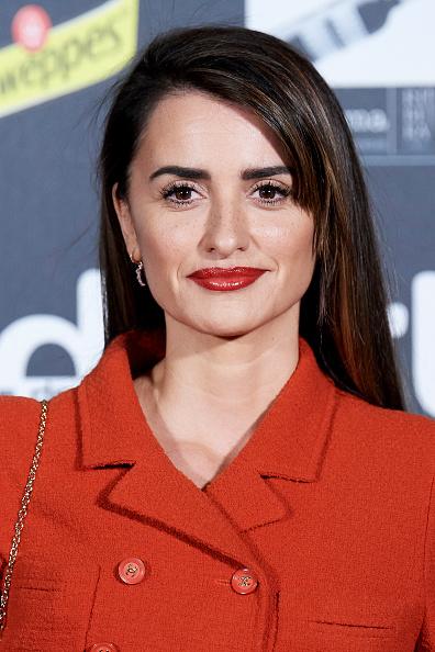 Red Blazer「'Dias De Cine' Awards In Madrid」:写真・画像(7)[壁紙.com]