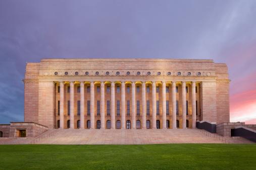 Finland「Parliament Building of Finland, Helsinki」:スマホ壁紙(14)