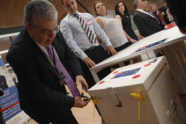 閉める「Gibraltar Votes In EU Referendum」:写真・画像(10)[壁紙.com]