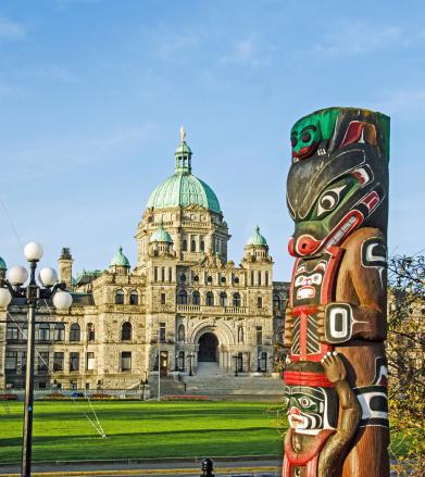 British Columbia「Parliament Building in Victoria, British Columbia」:スマホ壁紙(11)