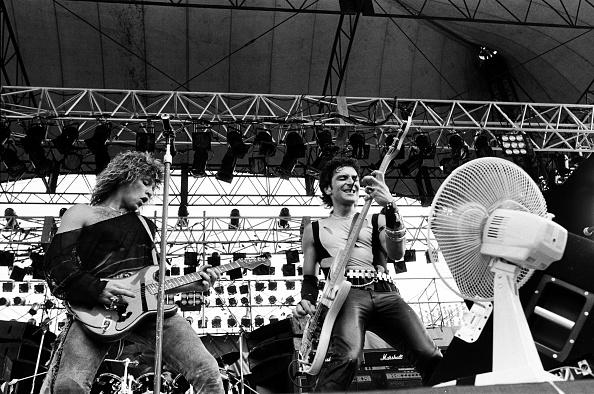 モダンロック「Bon Jovi Perform At Super Rock '84 In Japan」:写真・画像(9)[壁紙.com]