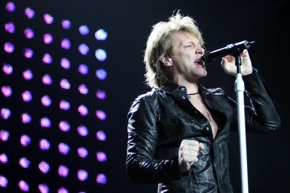 Spark Arena「Bon Jovi Performs In Auckland」:写真・画像(8)[壁紙.com]