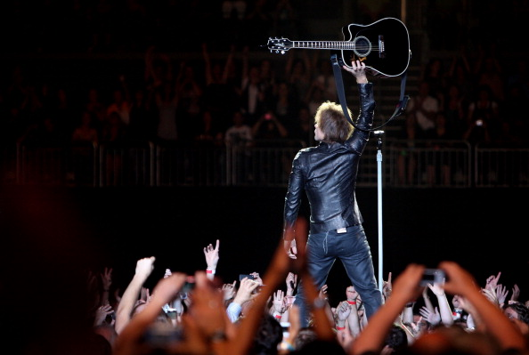 Spark Arena「Bon Jovi Performs In Auckland」:写真・画像(3)[壁紙.com]