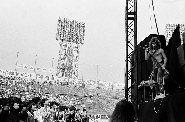 Stadium「Bon Jovi Perform At Super Rock '84 In Japan」:写真・画像(19)[壁紙.com]