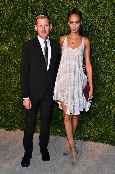 Suede Shoe「11th Annual CFDA/Vogue Fashion Fund Awards - Arrivals」:写真・画像(1)[壁紙.com]
