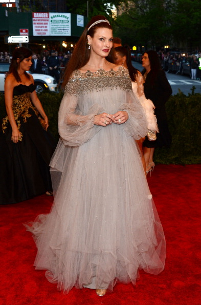 """Crimped Hair「""""PUNK: Chaos To Couture"""" Costume Institute Gala」:写真・画像(9)[壁紙.com]"""
