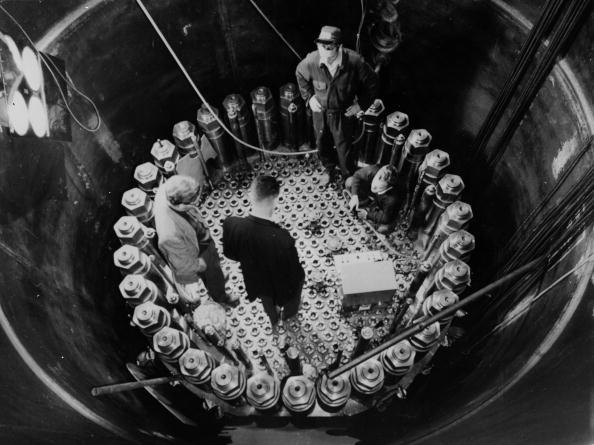 Nuclear Reactor「Water Tank」:写真・画像(10)[壁紙.com]