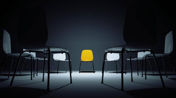 chairs in a circle:スマホ壁紙(壁紙.com)