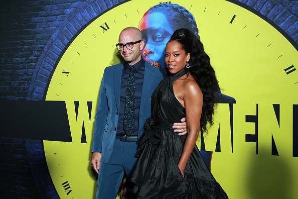 "HBO「Premiere Of HBO's ""Watchmen"" - Red Carpet」:写真・画像(1)[壁紙.com]"
