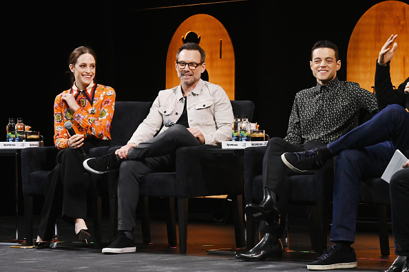Tribeca「Tribeca Talks - A Farewell To Mr. Robot - 2019 Tribeca Film Festival」:写真・画像(14)[壁紙.com]
