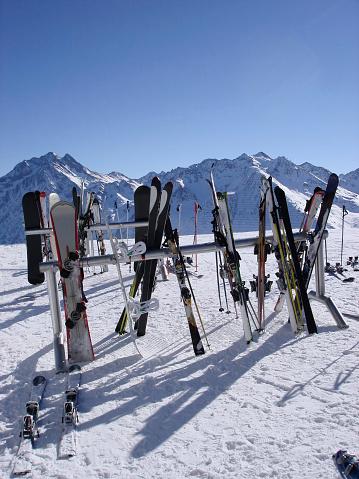 スキー「スキーブレーク」:スマホ壁紙(19)