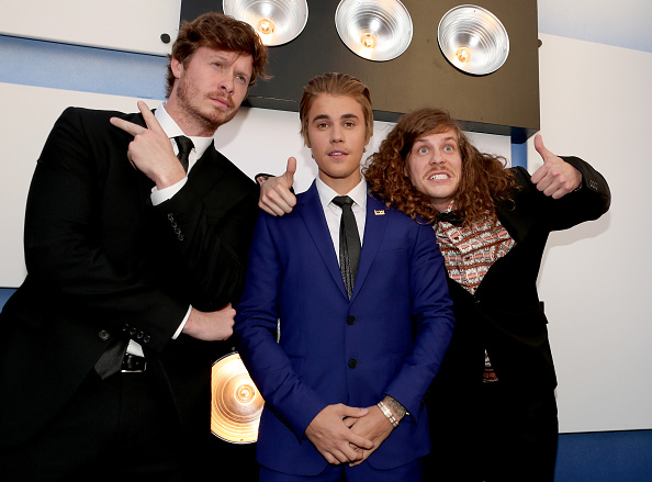 Christopher Polk「The Comedy Central Roast Of Justin Bieber - Backstage And Audience」:写真・画像(1)[壁紙.com]