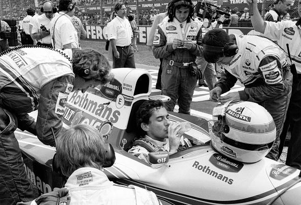 アイルトン・セナ「Ayrton Senna's Last Race」:写真・画像(5)[壁紙.com]