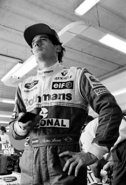 アイルトン・セナ「Ayrton Senna's Last Race」:写真・画像(16)[壁紙.com]