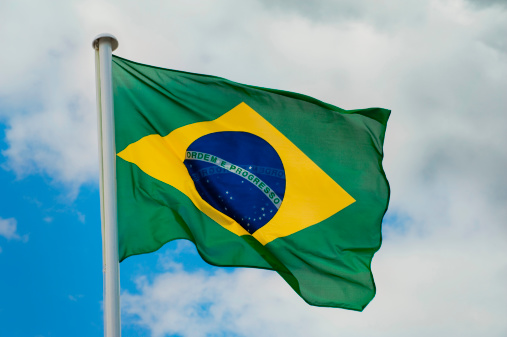 Patriotism「Brazilian flag」:スマホ壁紙(3)