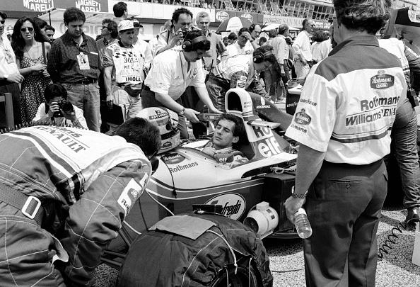アイルトン・セナ「Ayrton Senna's Last Race」:写真・画像(9)[壁紙.com]