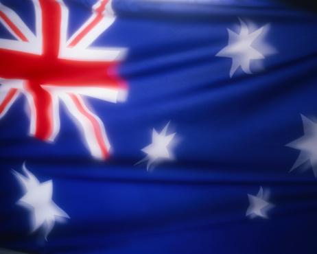 Union Jack「Flag of Australia」:スマホ壁紙(1)