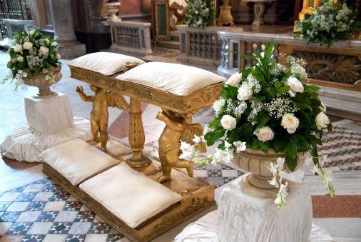 Married「wedding ornament in church」:スマホ壁紙(17)
