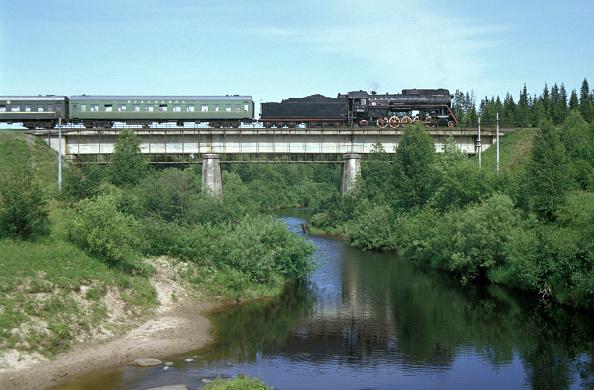 Railroad Car「A Russian LV Class」:写真・画像(12)[壁紙.com]