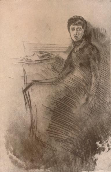 Furniture「The Desk, c1870, (1904)」:写真・画像(7)[壁紙.com]