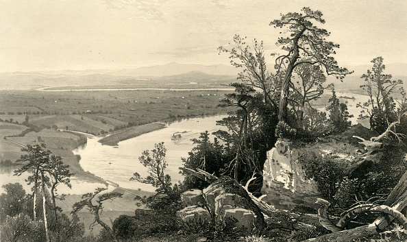 Basalt「Connecticut Valley From Mount Tom」:写真・画像(14)[壁紙.com]
