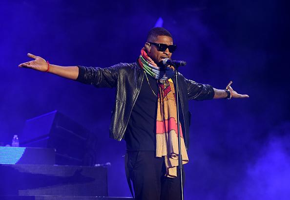 Usher - Singer「2016 Coachella Valley Music And Arts Festival - Weekend 2 - Day 3」:写真・画像(17)[壁紙.com]