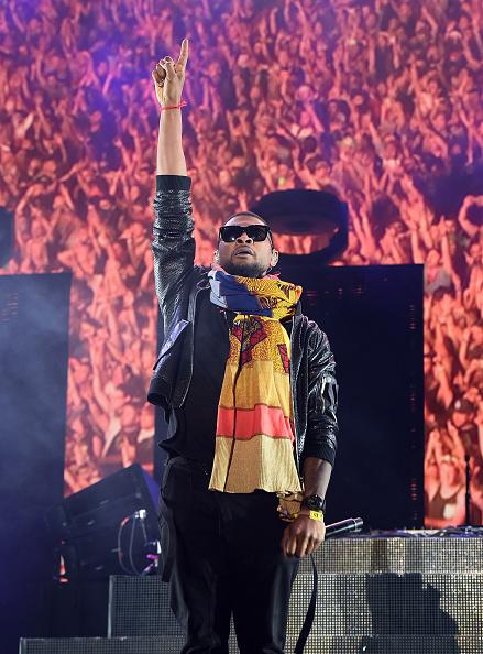 Usher - Singer「2016 Coachella Valley Music And Arts Festival - Weekend 2 - Day 3」:写真・画像(15)[壁紙.com]