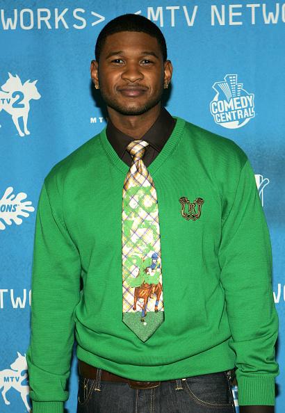 Usher - Singer「MTV Networks Upfront - Backstage」:写真・画像(10)[壁紙.com]
