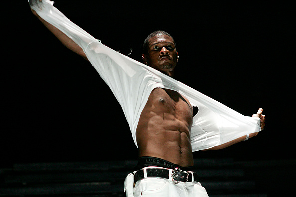 アッシャー「Usher Concert in Puerto Rico」:写真・画像(10)[壁紙.com]