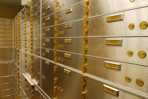 Banking「Safe Deposit Boxes」:スマホ壁紙(14)