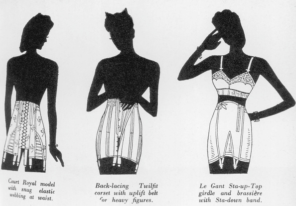 Variation「Women's Underwear」:写真・画像(8)[壁紙.com]