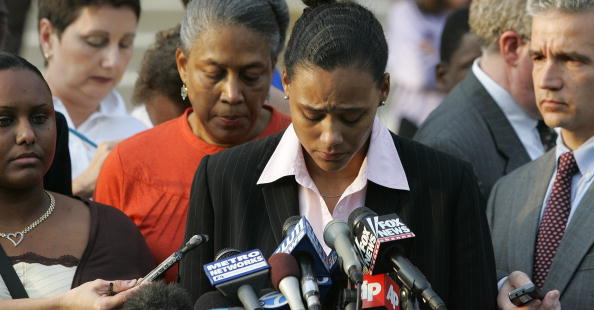 Marion Jones「Marion Jones Admits To Steroid Use And Lying To Federal Agents」:写真・画像(3)[壁紙.com]