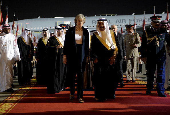 Persian Gulf Countries「British Prime Minister Attends The 37th Gulf Cooperation Council」:写真・画像(10)[壁紙.com]
