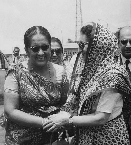 Sri Lanka「Gandhi And Bandaranaike」:写真・画像(10)[壁紙.com]