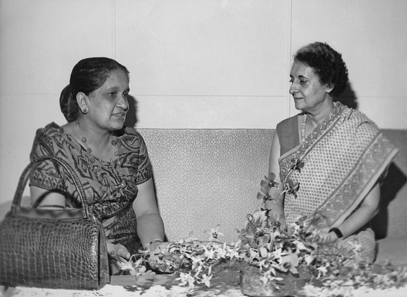 1970-1979「Gandhi And Bandaranaike」:写真・画像(6)[壁紙.com]