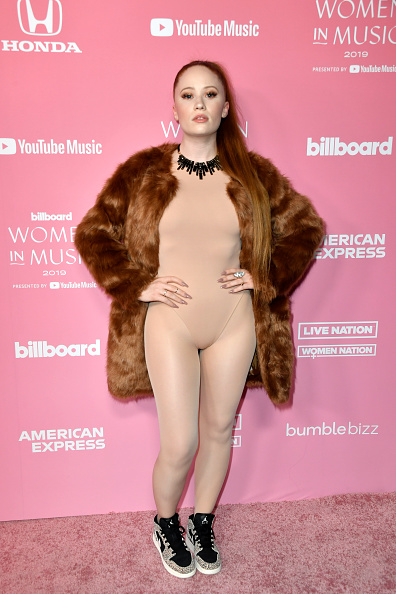Hair Back「2019 Billboard Women In Music - Arrivals」:写真・画像(14)[壁紙.com]