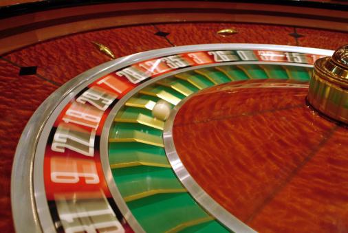 Spinning「roulette」:スマホ壁紙(19)
