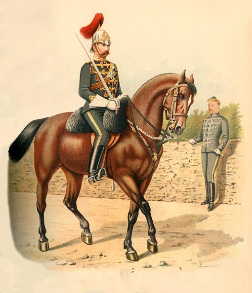 Giles「The 6Th Regiment Of Cavalry (Hussars」:写真・画像(18)[壁紙.com]