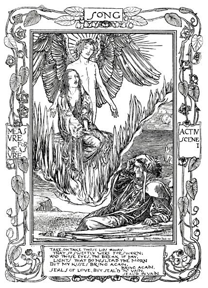 Art Nouveau「Songs From Shakespeare Take」:写真・画像(12)[壁紙.com]