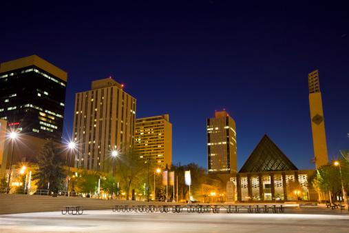 Edmonton「Edmonton Churchill Square」:スマホ壁紙(5)