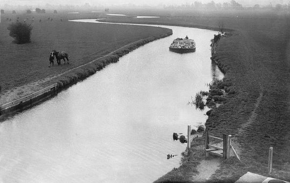 Horse「Horse Drawn Barge」:写真・画像(11)[壁紙.com]