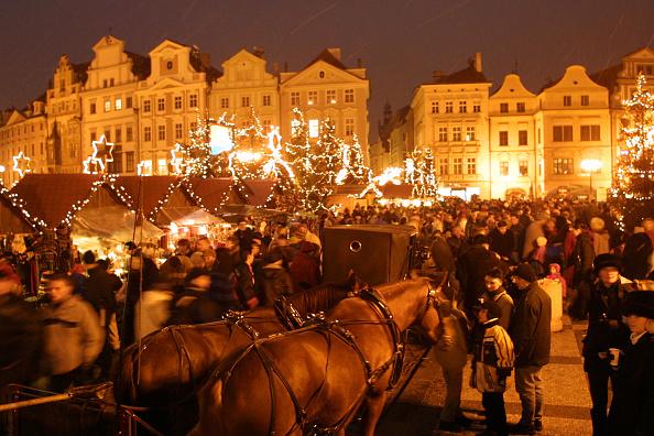 Christmas Market「Christmas In Prague」:写真・画像(18)[壁紙.com]