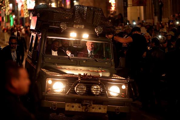 カリフォルニア州ハリウッド「Premiere Of Columbia Pictures' 'Jumanji: Welcome To The Jungle' - Arrivals」:写真・画像(15)[壁紙.com]